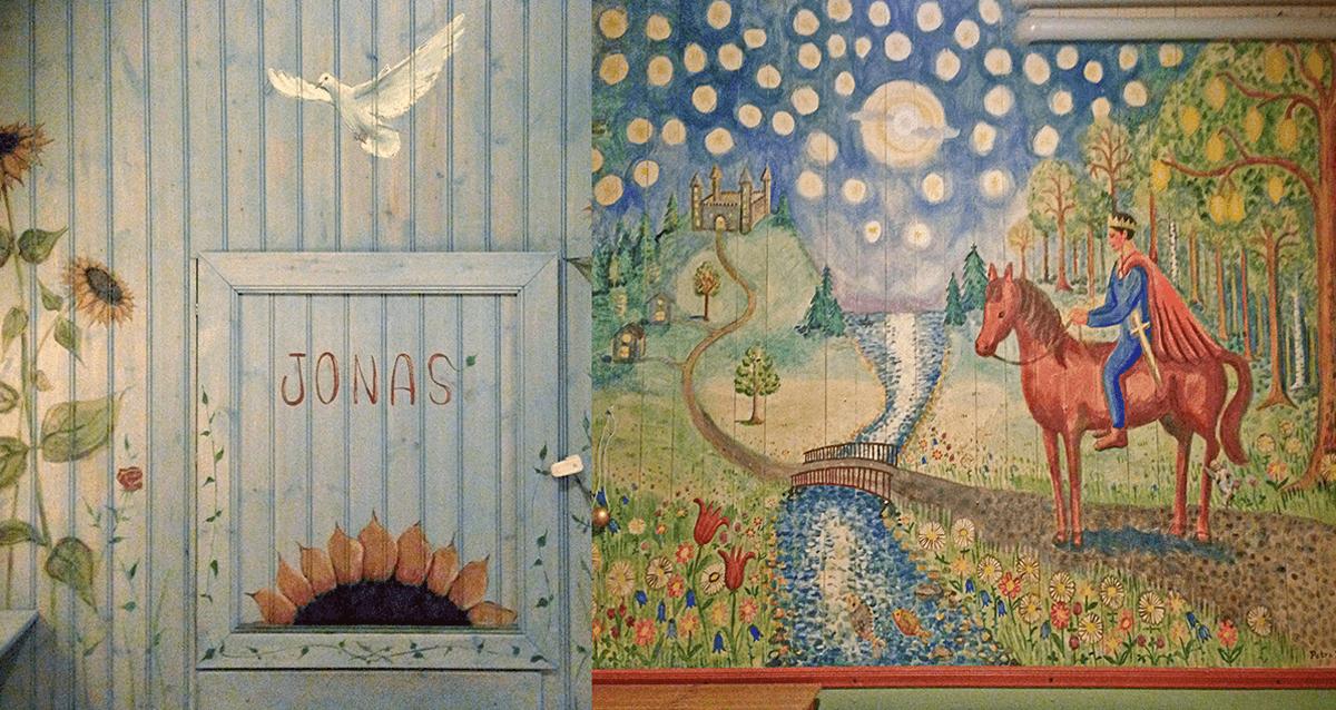 Boende_väggmålningar